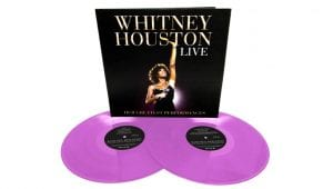 Whitney Houston live noviembre