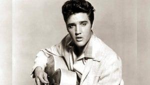 Elvis Presley subasta