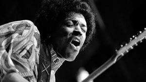 Jimi Hendrix Hear My Music