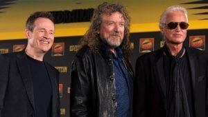 Led Zeppelin Virgin Branson