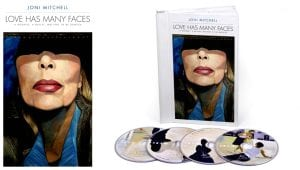 Love has many faces Joni Mitchell