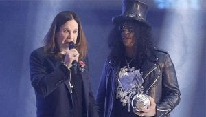 Ozzy Slash MTV EMA