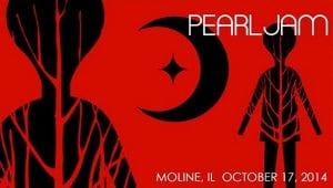 Pearl Jam No Code Moline