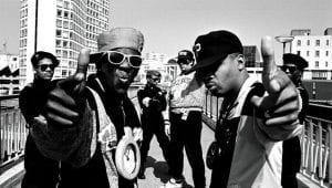 Public Enemy Def Jam