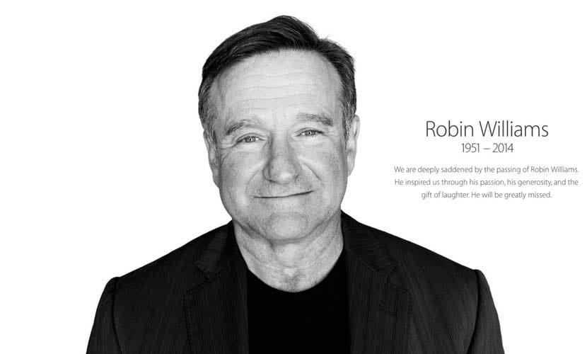 Se confirma el motivo de la muerte de Robin Williams
