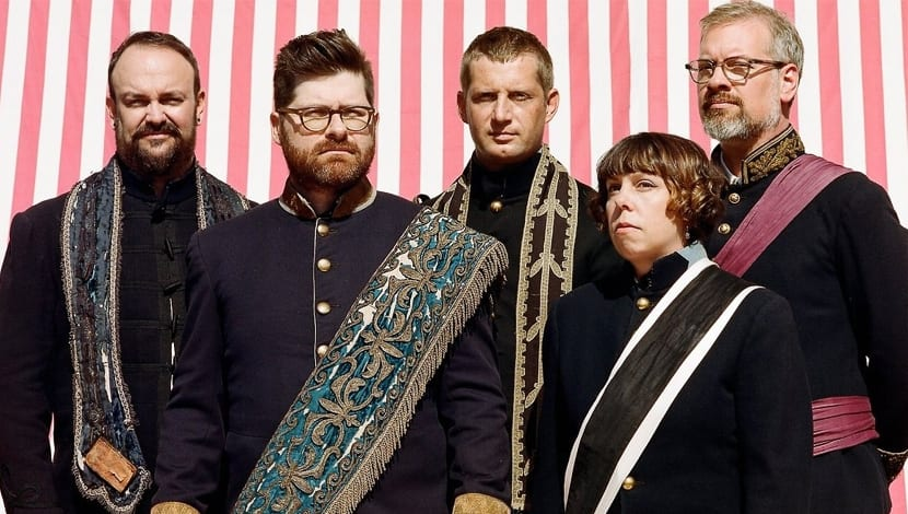 Decemberists World 2015