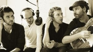 Coldplay album 2015
