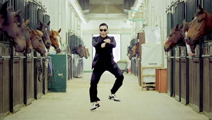 Gangnam Style Psy Youtube