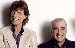 Jagger Scorsese HBO