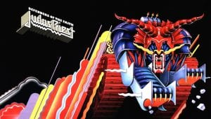 Judas Priest Defenders Faith