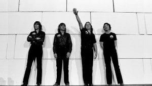 Pink Floyd Wall 35 años