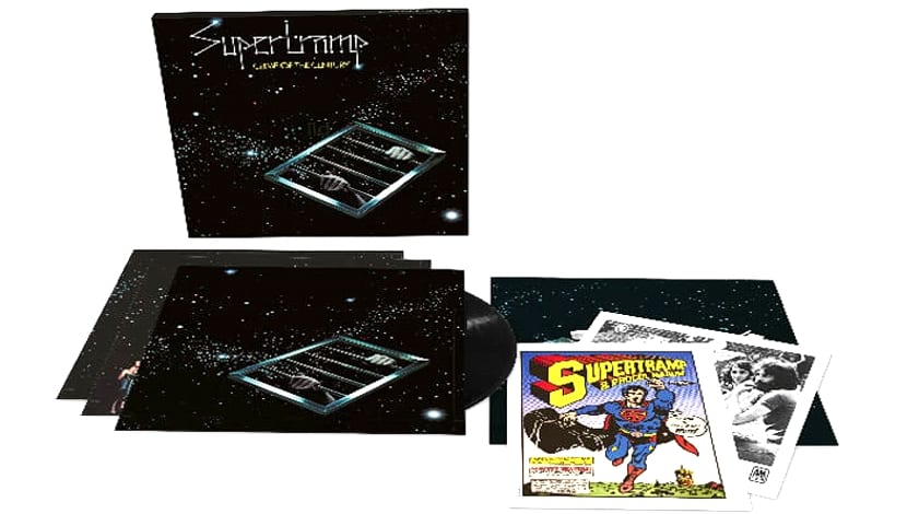 Supertramp Crime Century