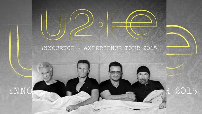 U2 Innocence Experience Tour
