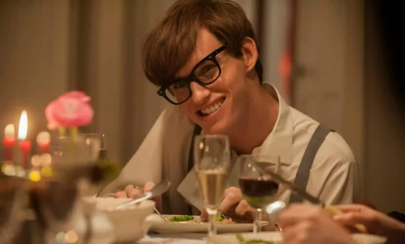 Eddie Redmayne The Theory of Everything