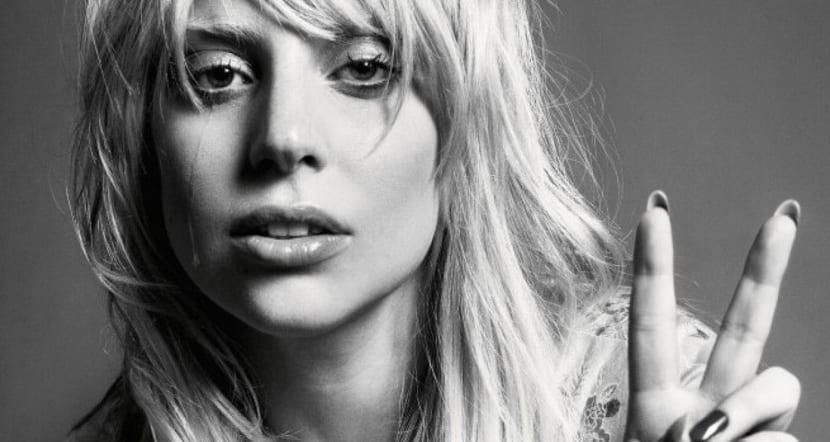 Lady Gaga Moroder
