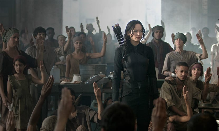 The Hunger Games- Mockingjay - Part 1