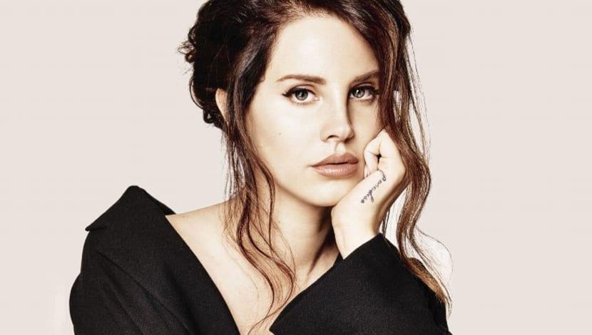 Lana del Rey Ronson