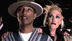 Pharrell Gwen Stefani
