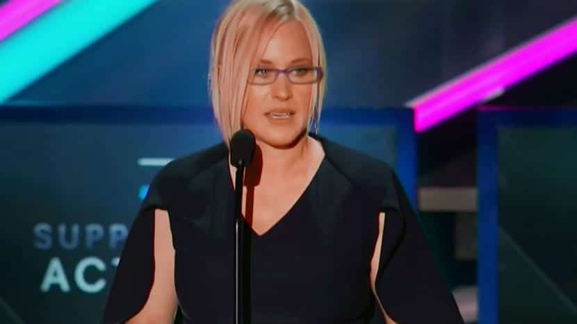 Patricia Arquette Critics' Choice Award