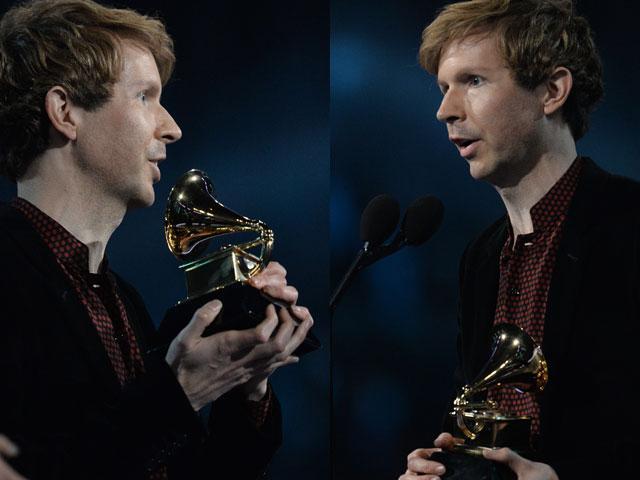 Premios Grammy: Beck y Sam Smith, los grandes ganadores