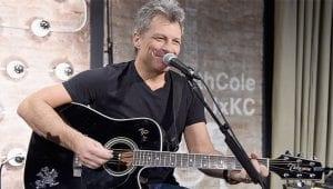 Jon Bon Jovi acoustic