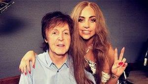 Lady Gaga McCartney