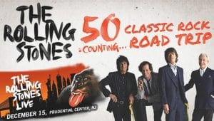 Rolling Stones 50 Counting