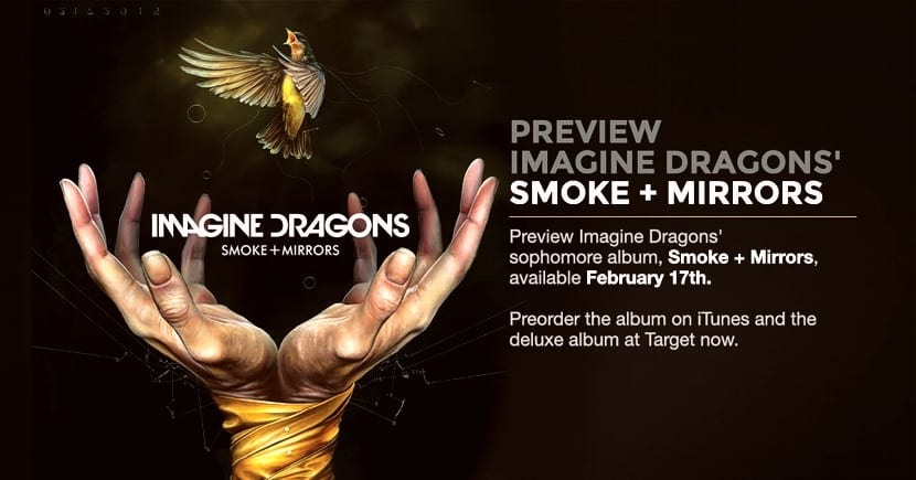 Smoke + Mirrors Imagine Dragons