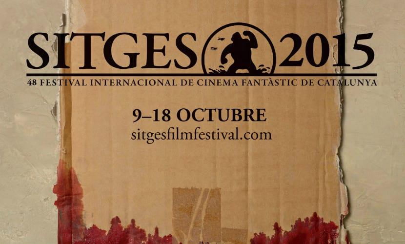 Cartel Sitges 2015