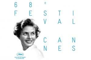 Cartel del Festival de Cannes 2015
