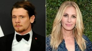 Jack O'Connell y Julia Roberts
