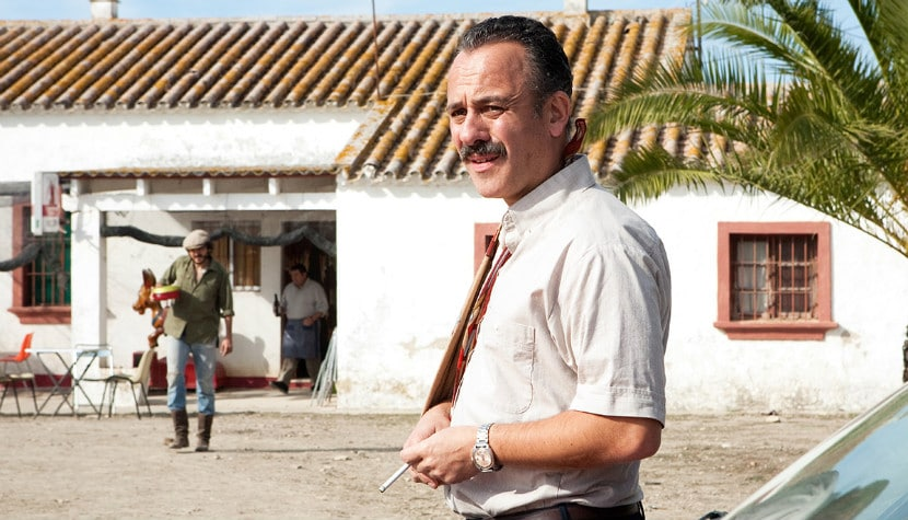 Javier Gutiérrez en La isla mínima