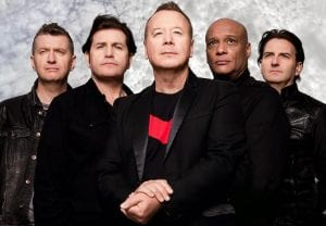 Simple Minds 2015