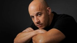 Vin Diesel 'Fast and Furious'
