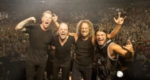 Metallica at Mercedes Benz Arena