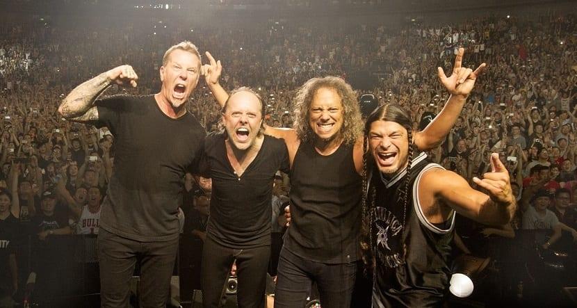 Metallica at Mercedes Benz Arena