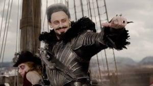 Hugh Jackman en Pan