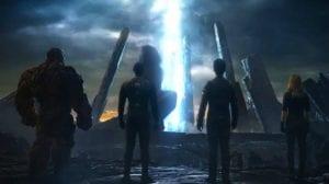 Los Cuatro Fantásticos