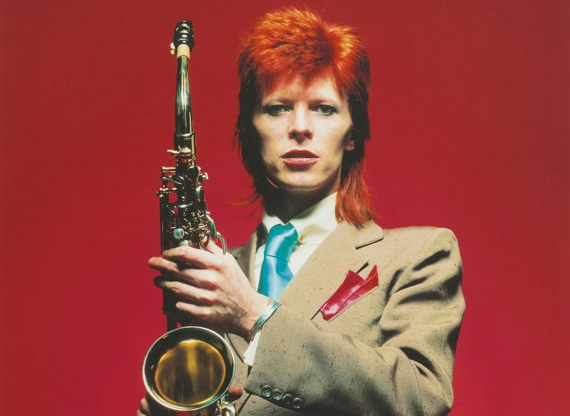 David Bowie Mick Rock