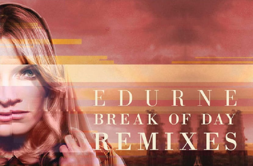 Edurne Break of Day