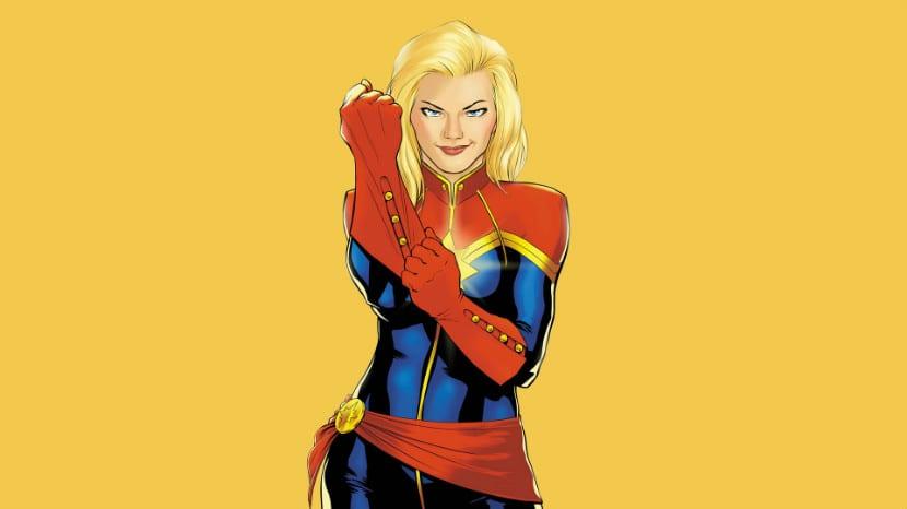 Captain Marvel, una de las películas 2018