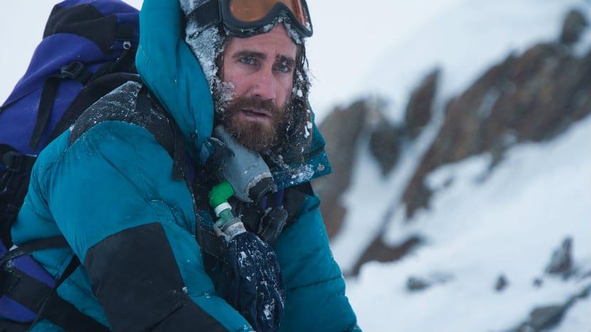 Jake Gyllenhaal en Everest