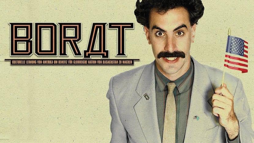 Borat, una de las mejores comedias del siglo XXI