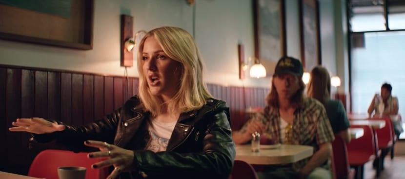 Ellie Goulding Major Lazer