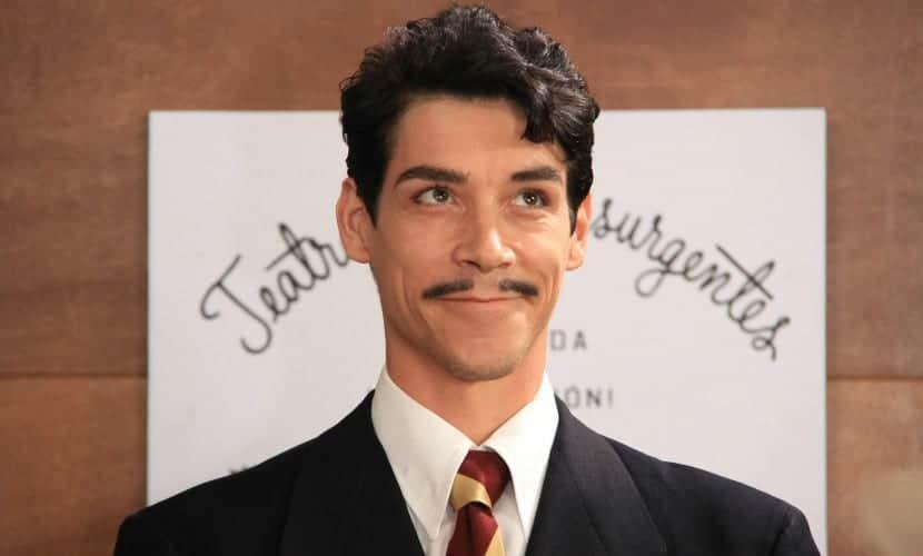 Óscar Jaenada Cantinflas