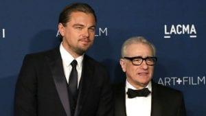DiCaprio y Scorsese