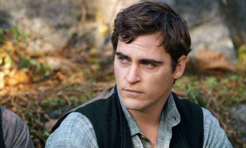 Joaquin Phoenix en El bosque