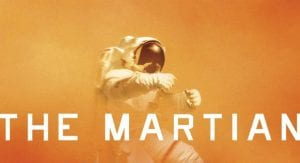 The Martian Marte