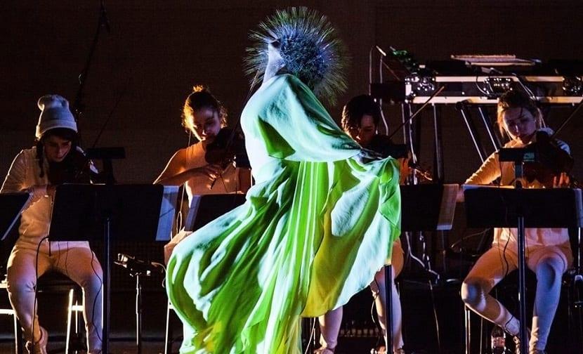 Björk Vulnicura Tour