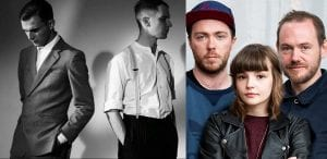 Hurts Chvrches